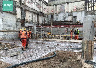 More Echevarriarza - Avance de obras - Junio 2019