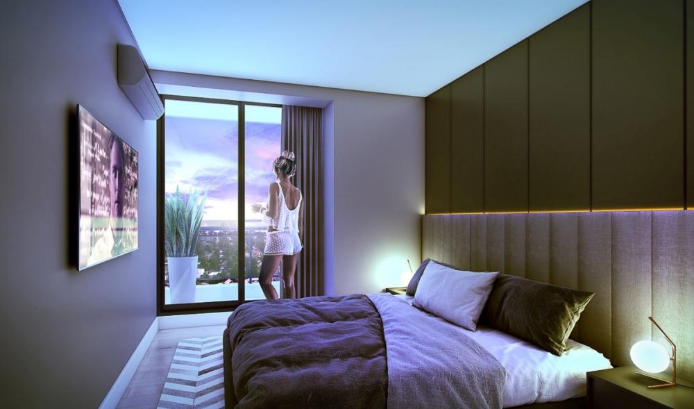 More Atlántico - Dormitorio